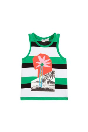 STRIPED TANK STELLA  MCCARTNEY KIDS TEEN STELLA MCCARTNEY KIDS | 8 | 539282SMJ48T3740