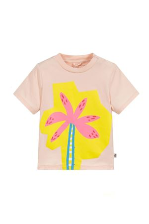 T-SHIRT ROSA NEONATO STELLA MCCARTNEY KIDS STELLA MCCARTNEY KIDS | 8 | 540056SMJ405769