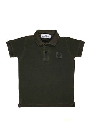 POLO MILITARY GREEN STONE ISLAND JUNIOR STONE ISLAND JUNIOR | 2 | 701620949V0054