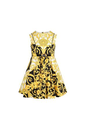 YOUNG VERSACE DRESS TEEN  YOUNG VERSACE | 11 | YVFAB447YCAV09Y4926T