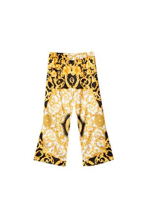 07e0bccafdfc TROUSERS WITH PRINT YOUNG VERSACE YOUNG VERSACE