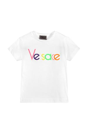 YOUNG VERSACE BOY WHITE T-SHIRT  YOUNG VERSACE | 8 | YVFTS295YJE131Y4899