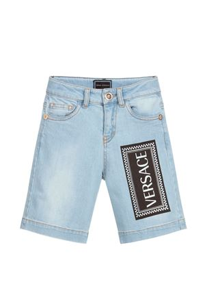 0aa0e0c597c7 BERMUDA DENIM YOUNG VERSACE FOR BOY YOUNG VERSACE