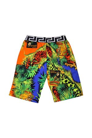 BERMUDA FOR BOY YOUNG VERSACE  YOUNG VERSACE | 5 | YVMBE73YFEV11Y4746