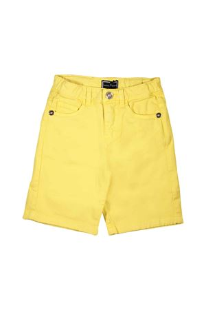 BERMUDA YELLOW YOUNG VERSACE TEEN YOUNG VERSACE | 5 | YVMBE75YCE197Y4623T