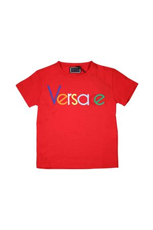RED YOUNG VERSACE T-SHIRT  YOUNG VERSACE | 8 | YVMTS246YJE131Y4798