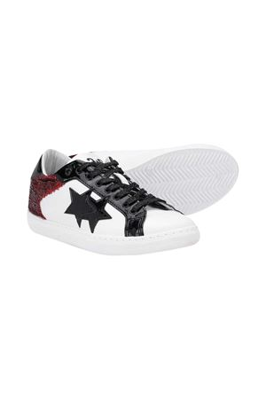 White sneakers teen 2Star kids 2Star kids | 90000020 | 2SB1856009T