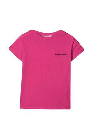 T-shirt fuxia Chiara Ferragni kids CHIARA FERRAGNI KIDS | 8 | CFKT018FUXIA