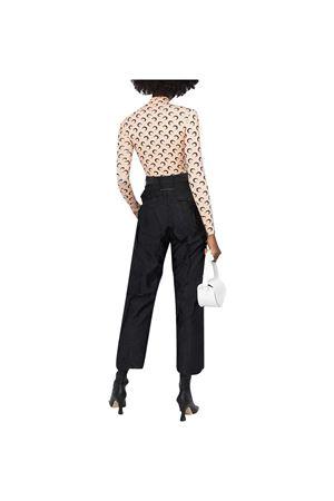 Pantaloni neri a vita alta MM6 Maison Margiela MM6 | 9 | S32KA0622S53315900