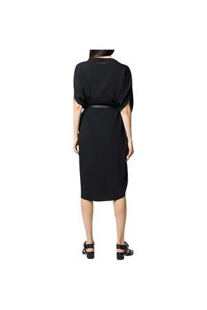 Vestito midi con cintura MM6 Maison Margiela MM6 | 11 | S52CT0574S37977900
