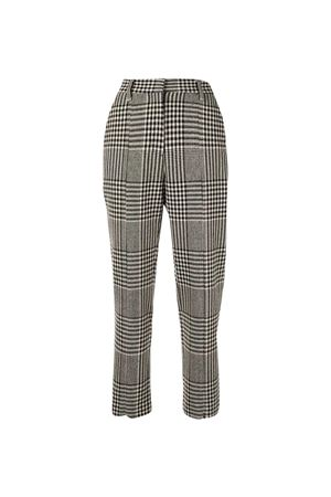 Pantaloni sartoriali a quadri MM6 Maison Margiela MM6 | 9 | S62KB0056S53394001F