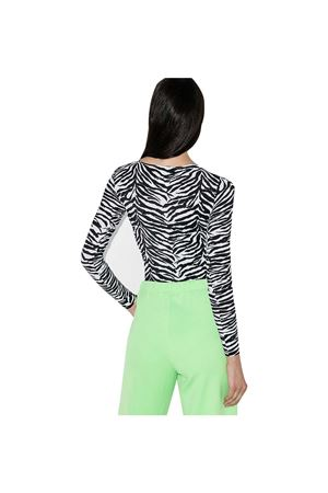 Body con stampa MM6 Maison Margiela MM6 | 32 | S62NA0031S23805001S
