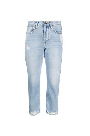 Jeans crop dritti Merci Merci | 24 | DIANE21AIUNICO