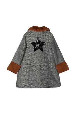 Cappotto grigio teen Miss Blumarine Miss Blumarine | 17 | MBL3105UNICOT