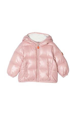 Light pink jacket SAVE THE DUCK KIDS SAVE THE DUCK | 13 | I3004ULUCKY00996