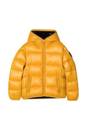 Yellow lightweight jacket Save The Duck kids  SAVE THE DUCK | 13 | J3128BLUCKY00075