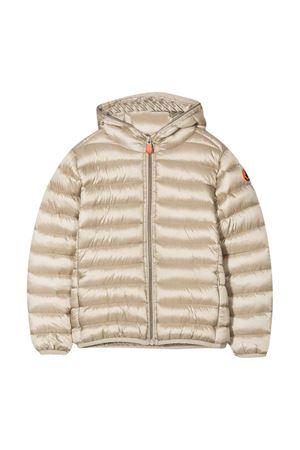 Beige lightweight jacket Save The Duck kids  SAVE THE DUCK | 13 | J3231GIRISY00125
