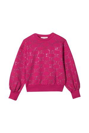 Fuchsia sweatshirt Alberta Ferretti Kids Alberta ferretti kids | -108764232 | 025356044
