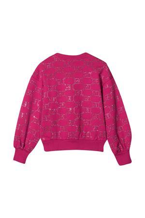 Fuchsia sweatshirt teen Alberta Ferretti Kids Alberta ferretti kids | -108764232 | 025356044T