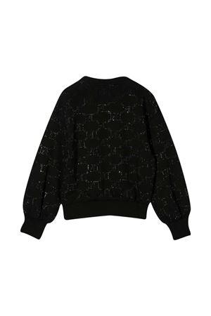 Black sweatshirt teen Alberta Ferretti Kids Alberta ferretti kids | -108764232 | 025356110T
