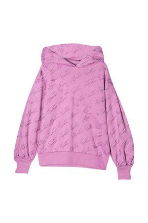 Alberta Ferretti Kids lilac hoodie Alberta ferretti kids | -108764232 | 025363071