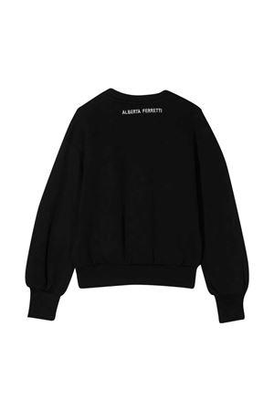Alberta Ferretti Kids black sweatshirt Alberta ferretti kids | -108764232 | 025364110