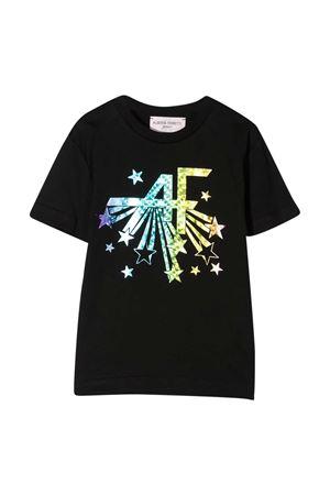 T-shirt nera teen Alberta Ferretti Kids Alberta ferretti kids   8   025374110T