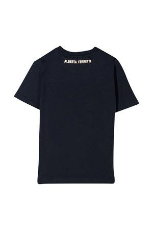 Blue t-shirt teen Alberta Ferretti Kids Alberta ferretti kids | 8 | 025379060T