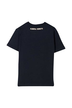 Blue t-shirt Alberta Ferretti Kids  Alberta ferretti kids | 8 | 025379060