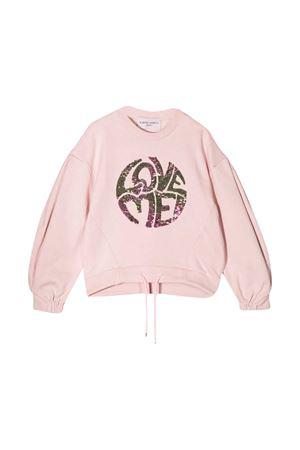 Pink sweatshirt Alberta Ferretti Kids  Alberta ferretti kids | -108764232 | 025383042