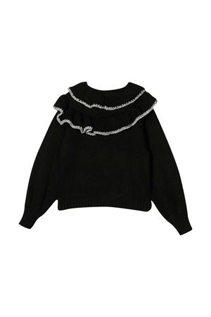 Black sweater teen Alberta Ferretti Kids Alberta ferretti kids | 7 | 025402110T