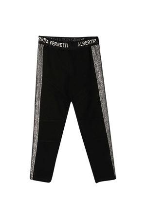 Pantalone nero Alberta Ferretti Kids Alberta ferretti kids | 5032349 | 025414110