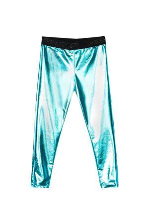 Pantaloni azzurri Alberta Ferretti Kids Alberta ferretti kids   5032349   025417051