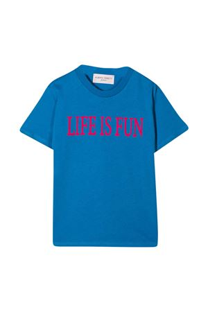 Light blue t-shirt Alberta Ferretti Kids Alberta ferretti kids | 8 | 025419051