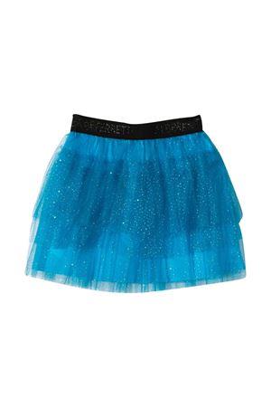 Alberta Ferretti Kids layered turquoise skirt Alberta ferretti kids | 15 | 025420051