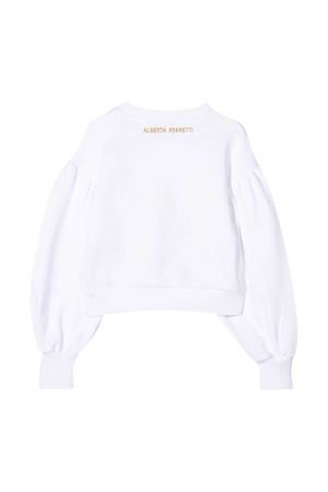 White sweater teen Alberta Ferretti Kids  Alberta ferretti kids | -108764232 | 026141002T