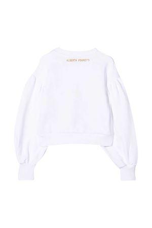 White sweater Alberta Ferretti Kids  Alberta ferretti kids | -108764232 | 026141002