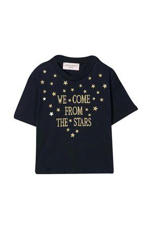 Black t-shirt Alberta Ferretti Kids Alberta ferretti kids | 8 | 026143060