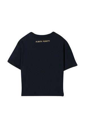 Black t-shirt teen Alberta Ferretti Kids Alberta ferretti kids | 8 | 026143060T