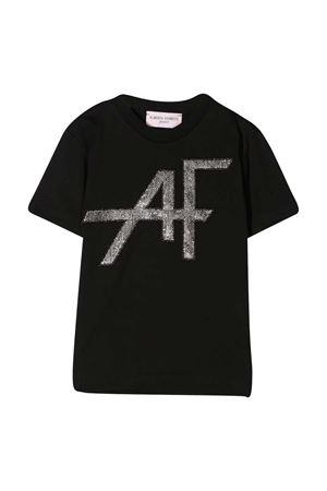 Black teen t-shirt Alberta Ferretti Kids  Alberta ferretti kids | 8 | 026325110T