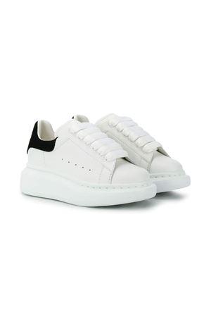 Black and white sneakers Alexander McQueen Kids Alexander McQUEEN | 12 | 587691WHX129061