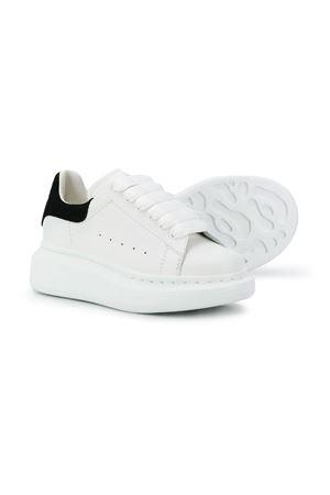 Sneakers bianche e nere Alexander McQueen Kids Alexander McQUEEN | 12 | 587691WHX129061