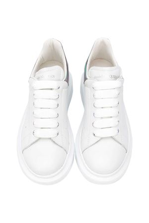 Alexander McQueen Kids white sneakers Alexander McQUEEN | 12 | 612099WHX1K9053