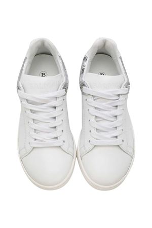 Sneakers bianche Balmain kids BALMAIN KIDS | 12 | 6N0006NX400100AG