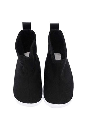 Black sneakers Balmain kids BALMAIN KIDS   12   6N0306NC660930