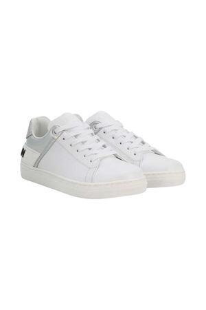 Sneakers bianche teen Balmain kids BALMAIN KIDS | 12 | 6N0506NX400100MCT