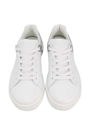 white sneakers Balmain kids  BALMAIN KIDS | 12 | 6N0506NX400100MC