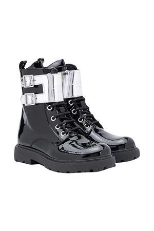 Black teen boots Balmain kids  BALMAIN KIDS | 12 | 6N0536NX430930T