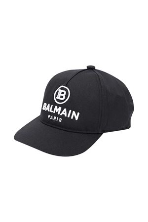 Black hat Balmain kids  BALMAIN KIDS | 75988881 | 6N0557NX530930