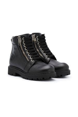 Black boots Balmain Kids BALMAIN KIDS | 12 | 6N0606NX400930